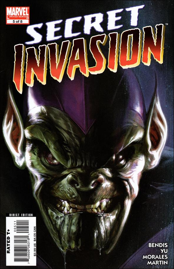 Secret Invasion 5-A by Marvel
