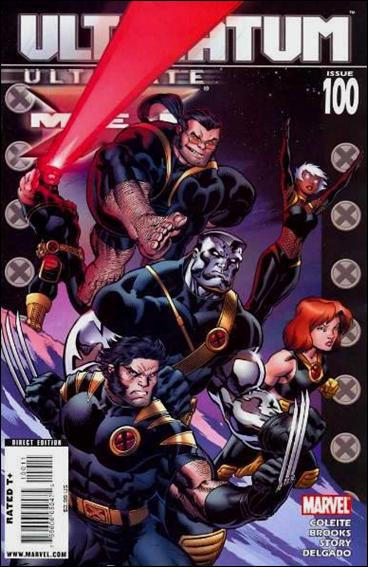 Ultimate X-Men (2000) 100-A by Marvel