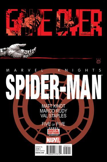 Marvel Knights: Spider-Man (2013) 5-A by Marvel