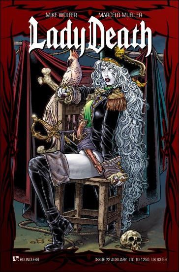 Lady Death (2010) 22-F by Boundless Comics