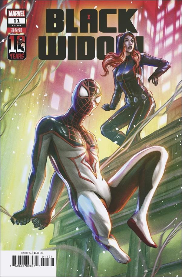 Black Widow (2020) 11-B by Marvel