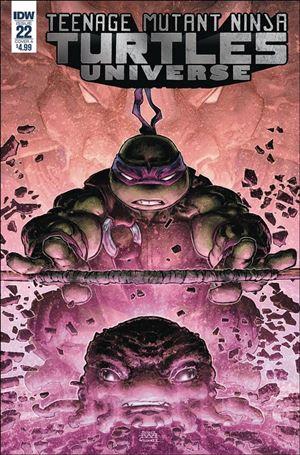 Teenage Mutant Ninja Turtles Universe 22-A