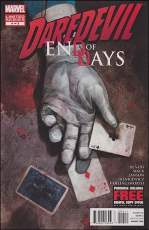 Daredevil: End of Days 4-A