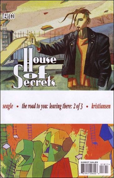 House of Secrets (1996) 18-A by Vertigo