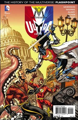 Multiversity: Ultra Comics 1-D
