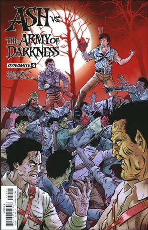 Ash vs. the Army of Darkness 5-A