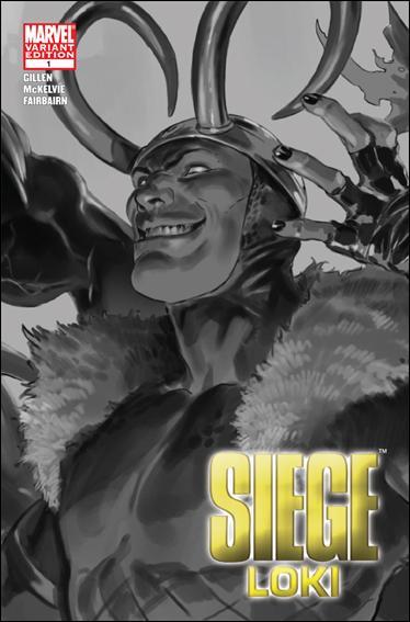 Siege: Loki 1-B by Marvel