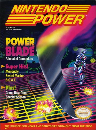 Nintendo Power 23-A by Future Publishing