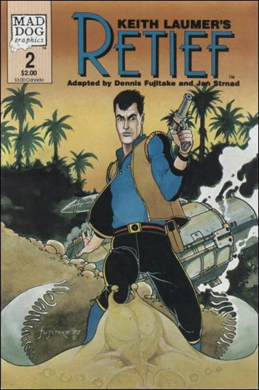 Keith Laumer's Retief 2-A by Mad Dog Graphics