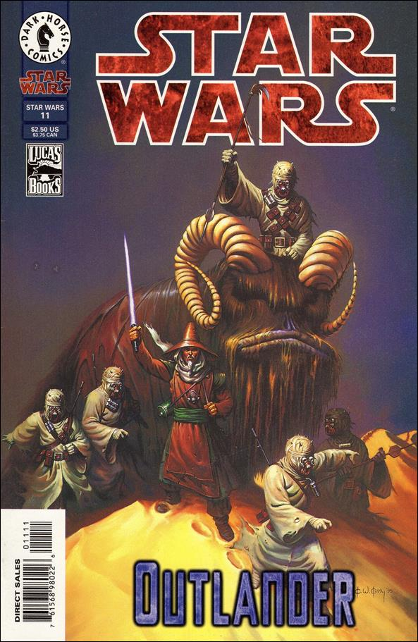 Star Wars/Star Wars Republic 11-A by Dark Horse