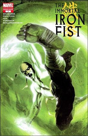 Immortal Iron Fist 1-C