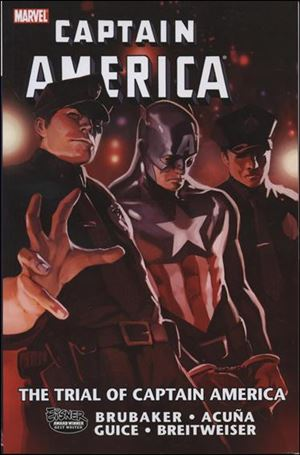 Captain America: The Trial of Captain America nn-A