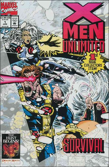 X-Men Unlimited (1993) 1-A by Marvel