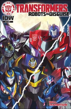 Transformers: Robots in Disguise (2015) 2-A