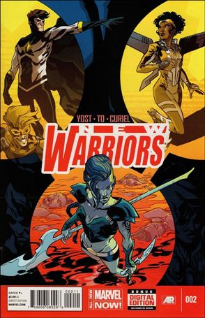 New Warriors (2014) 2-A