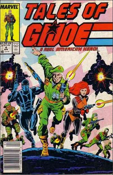 Tales of G.I. Joe 4-A by Marvel