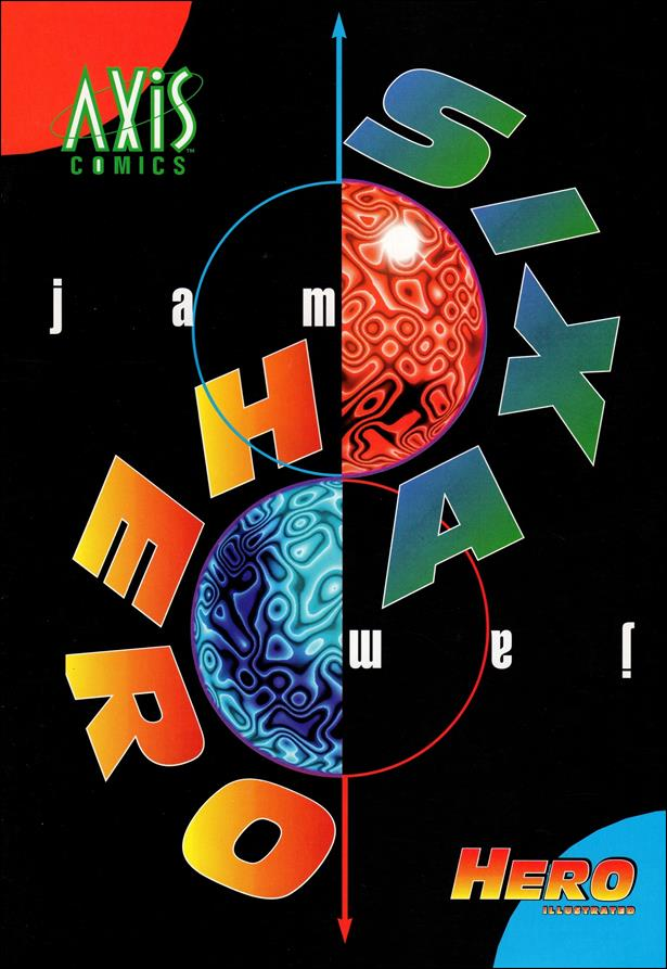Axis Jam 1-A by Axis Comics