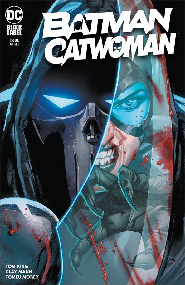 Batman/Catwoman 3-A by DC Black Label