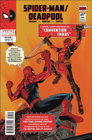 Spider-Man/Deadpool 7-A