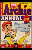 Archie Annual 1-A