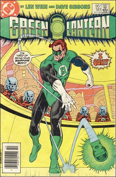 Green Lantern (1960) 181-B by DC