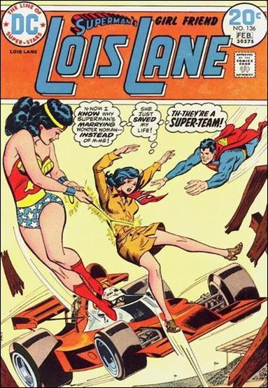 Superman's Girl Friend Lois Lane 136-A by DC