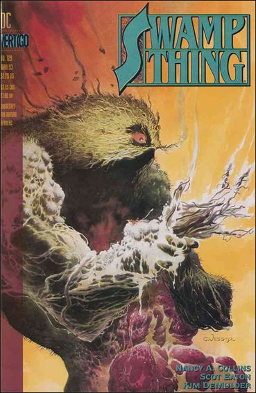 Swamp Thing (1986) 129-A by Vertigo
