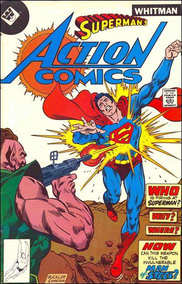 Action Comics (1938) 486-B by DC