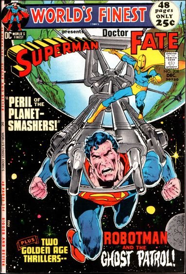 World's Finest Comics 208-A by DC