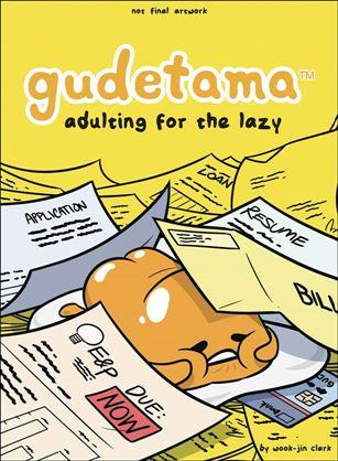 Gudetama: Adulting For the Lazy nn-A