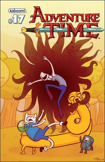 Adventure Time 17-B by Kaboom!
