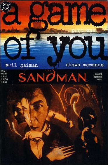 Sandman (1989) 32-A by Vertigo