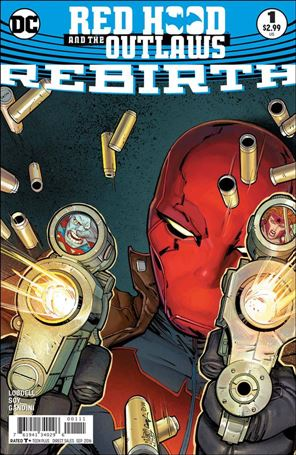 Red Hood and the Outlaws: Rebirth 1-A