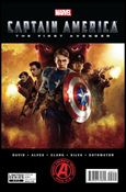 Marvel's Captain America: The First Avenger Adaptation 2-A