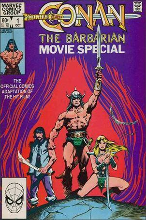 Conan the Barbarian Movie Special 1-A