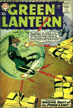 Green Lantern (1960) 3-A