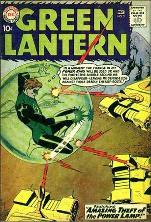 Green Lantern (1960) 3-A
