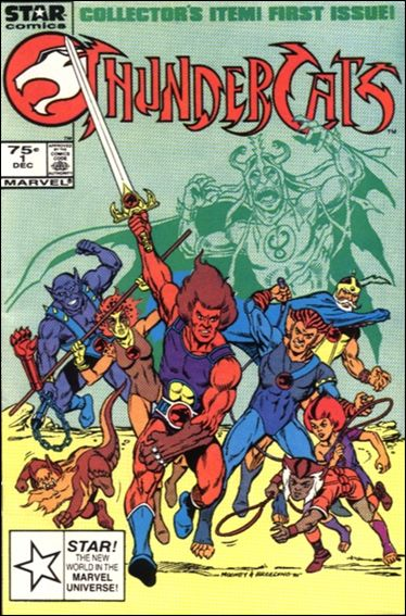 ThunderCats (1985) 1-C by Star
