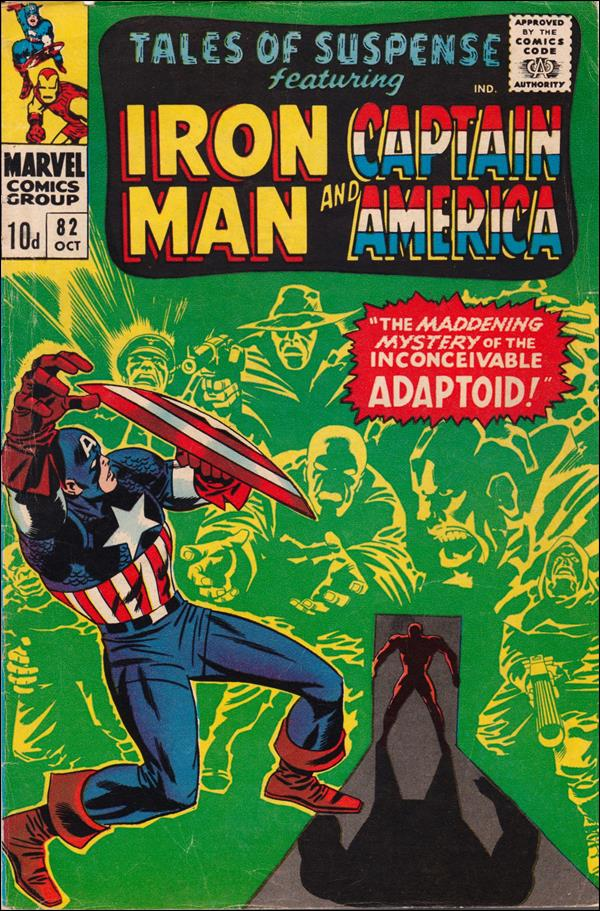 Tales of Suspense (1959) 82-B by Marvel