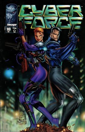 Cyberforce (1993) 10-B