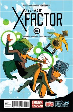 All-New X-Factor 4-A
