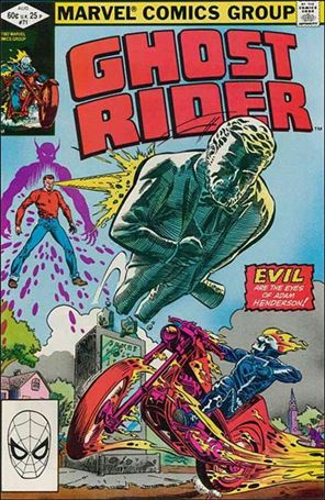 Ghost Rider (1973) 71-A