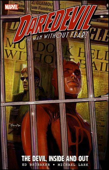 Daredevil: The Devil, Inside and Out 1-A by Marvel