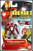 Iron Man 2 Iron Man - Inferno Mission Armor (Concept Series)