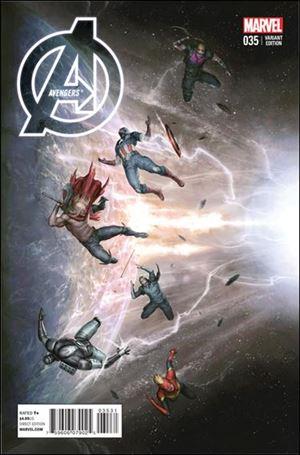 Avengers (2013) 35-B