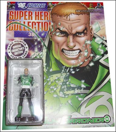 DC Comics Super Hero Collection (UK) 38-A by Eaglemoss Publications