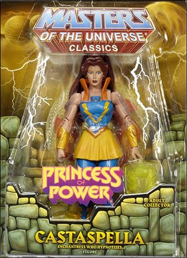 Masters of the Universe Classics Castaspella by Mattel
