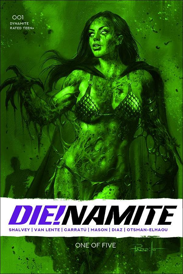 Die!namite 1-H by Dynamite Entertainment