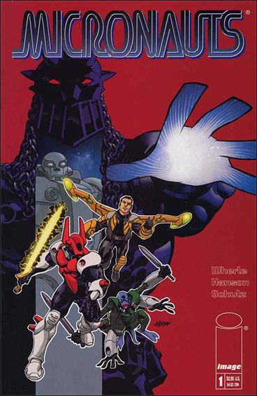 Micronauts (2002) 1-A by Image