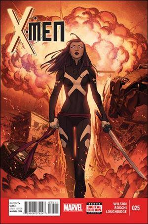 X-Men (2013) 25-A